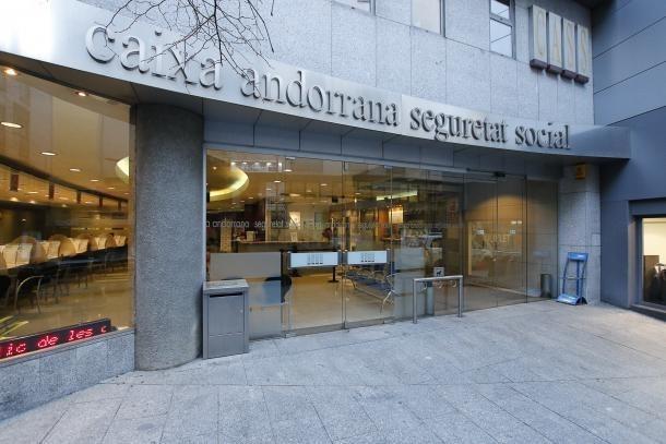 La Caixa Andorrana de la Seguretat Social.