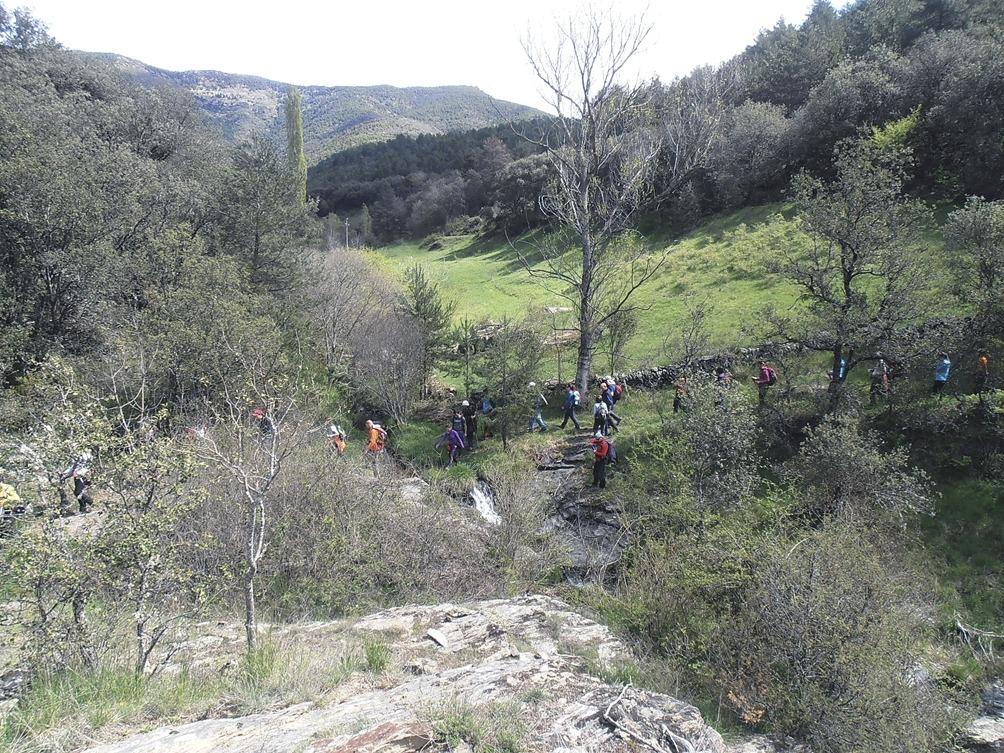 Els Pirineus recorden la influència càtara al territori amb rutes que transcorren pels antics camins de fugida dels perseguits.