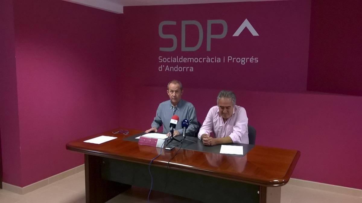 """SDP carrega contra la gestió de Marsol, que """"oblida les persones"""""""
