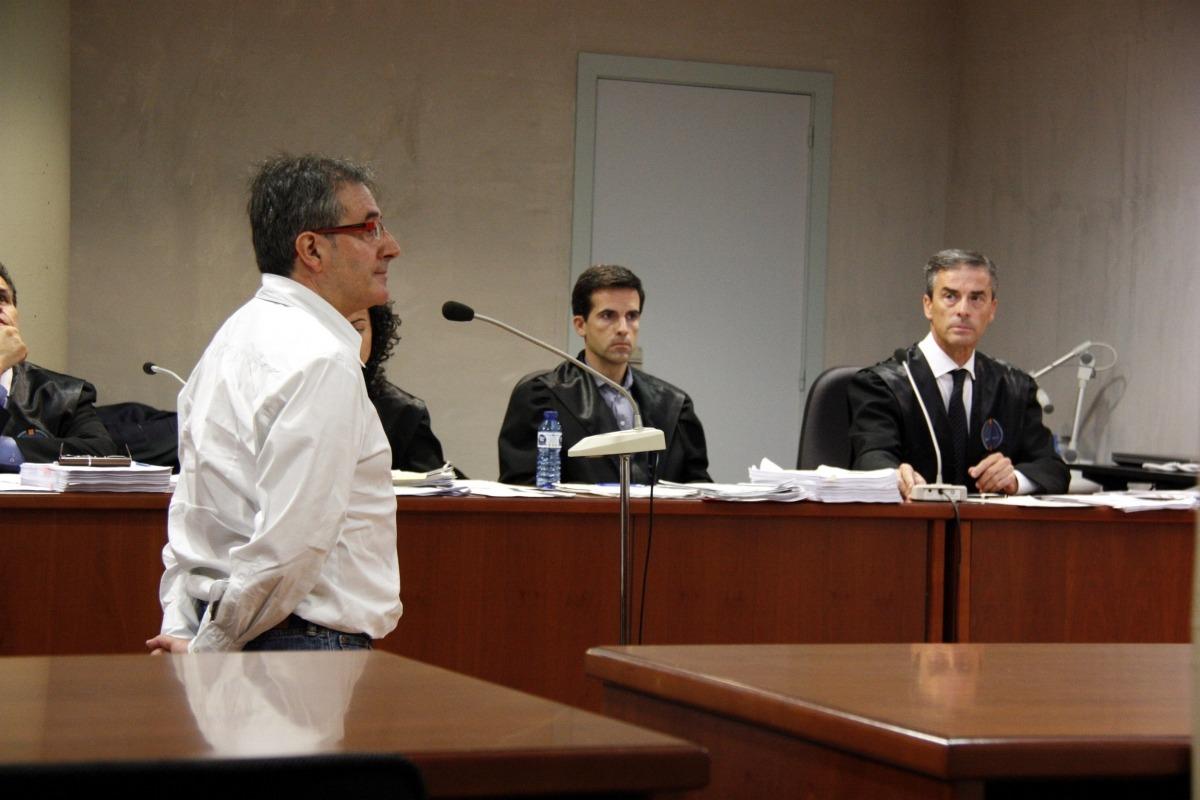 Jordi Ausàs rep la confirmació del tercer grau penitenciari