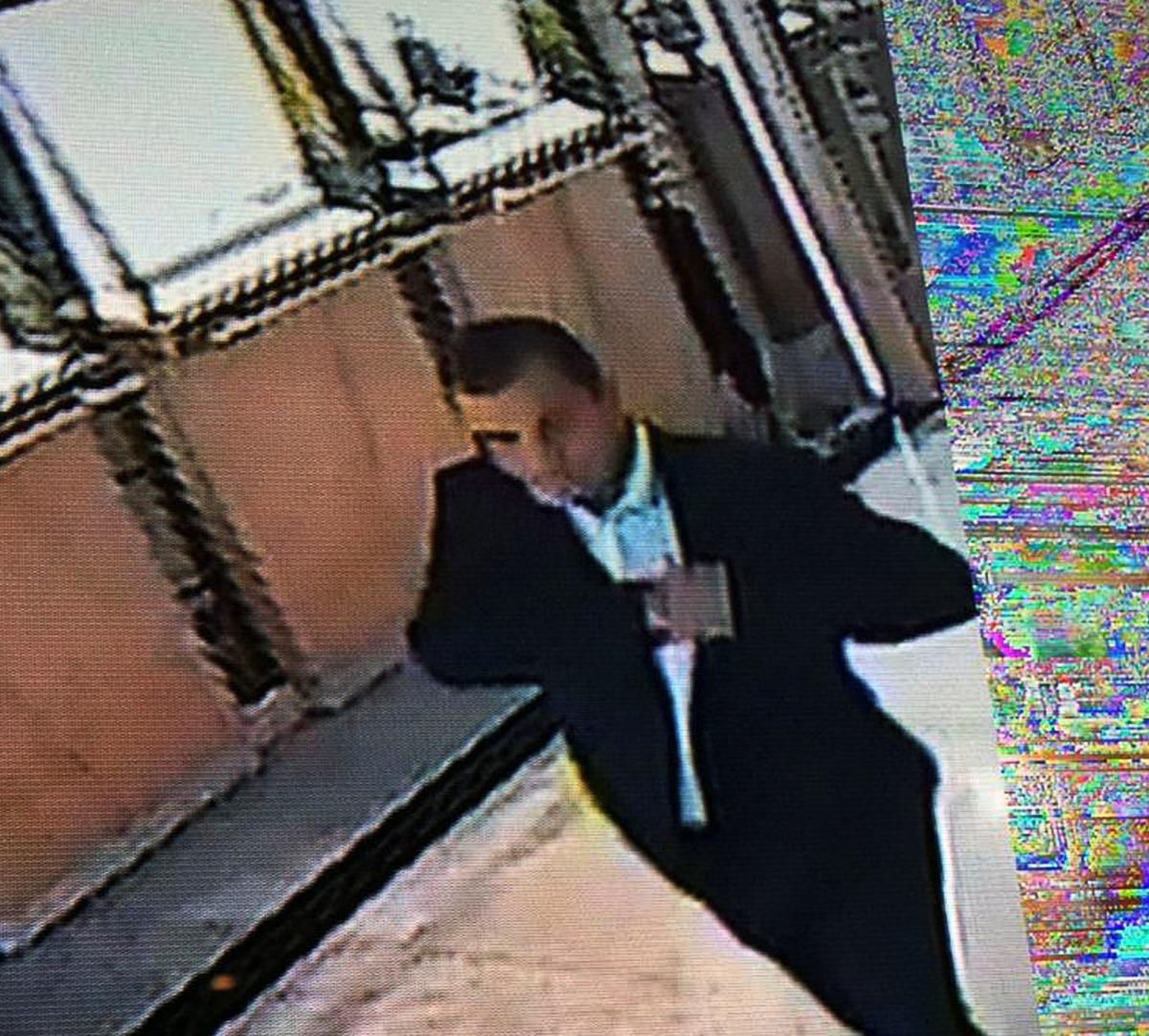 Les càmeres de les joieries del Principat van gravar l'entrada del lladre