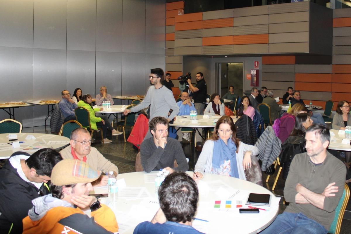 El taller participatiu, celebrat el 20 de maig passat, va aplegar 48 persones.