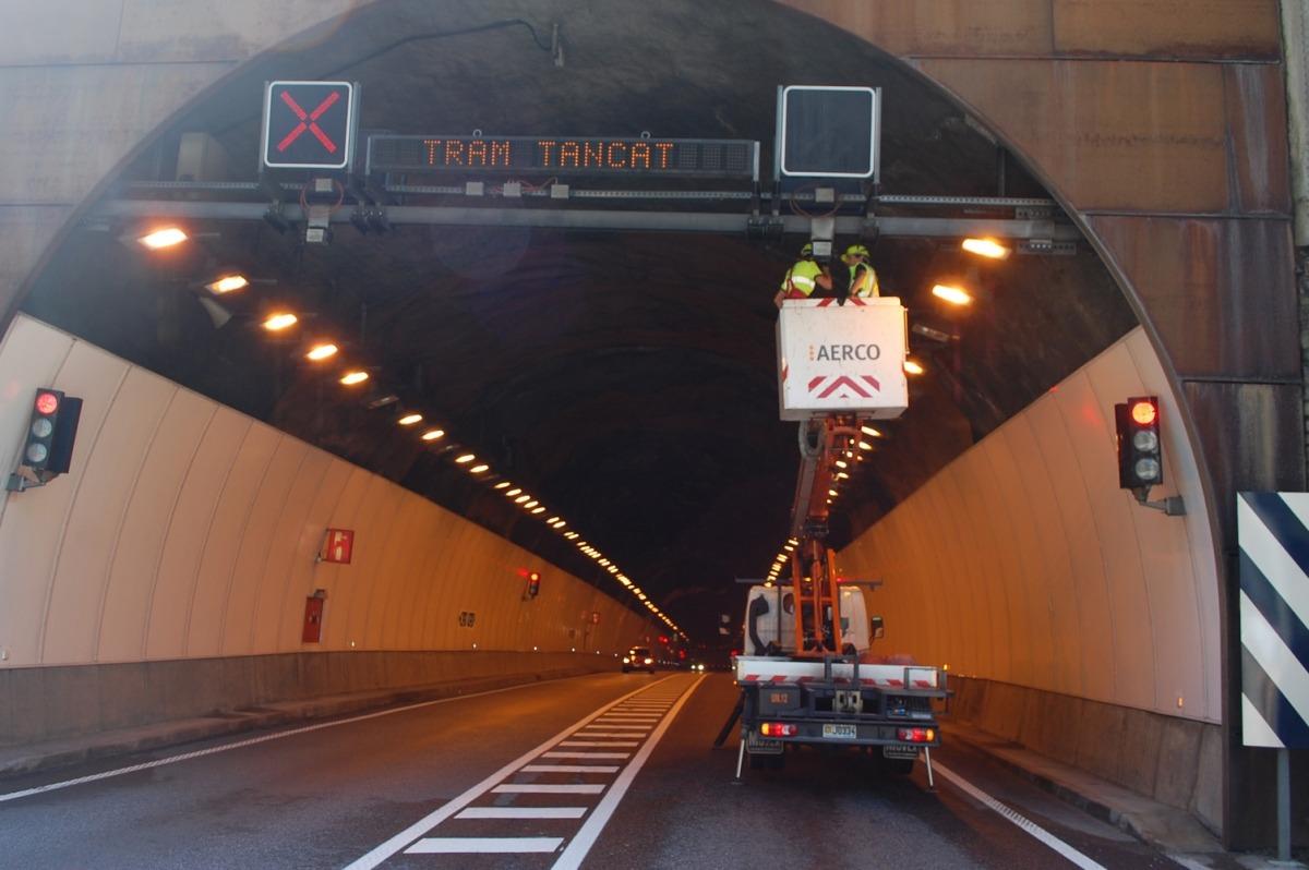 túnel Pont Plà