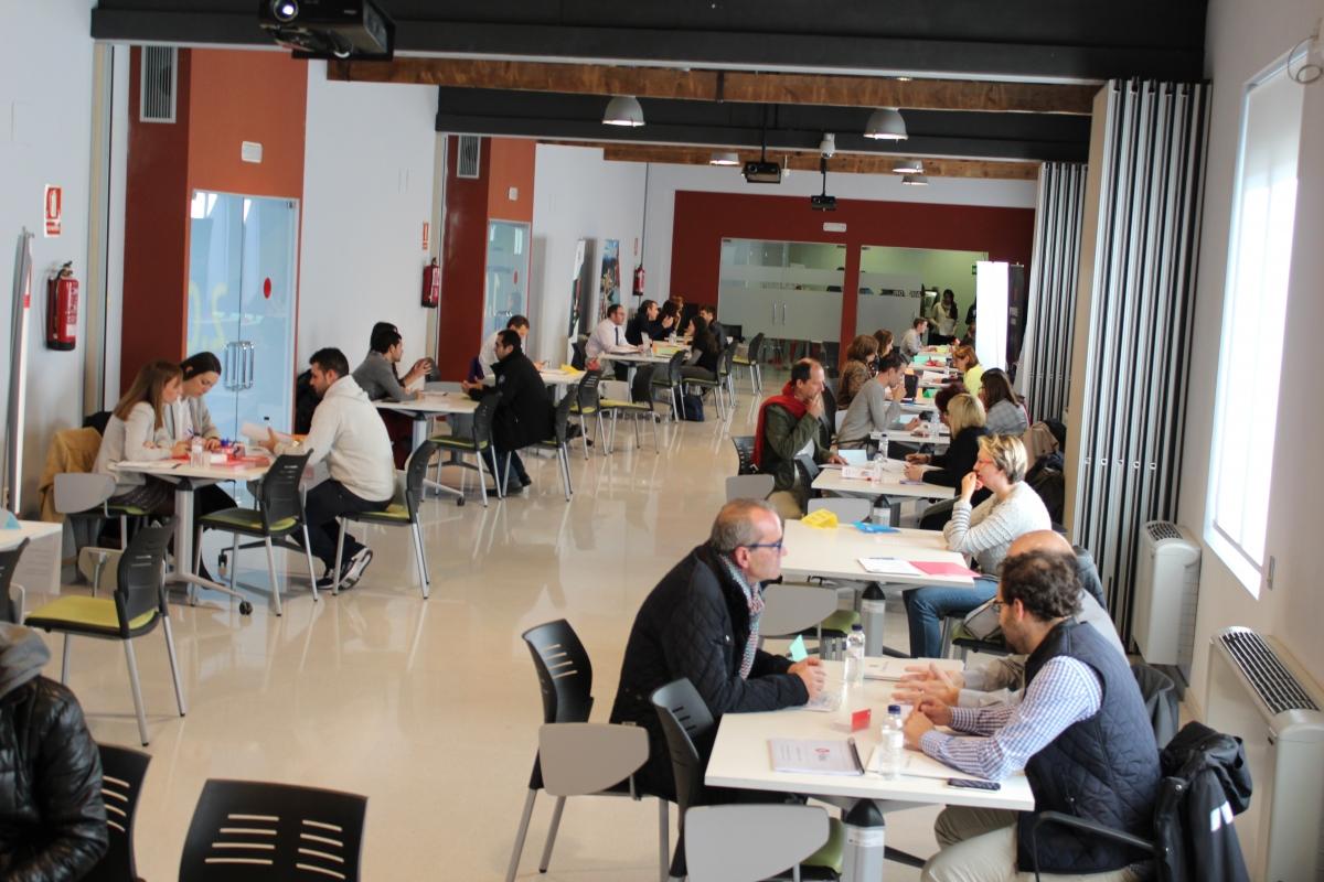 Empreses andorranes participen al workshop ocupacional de la Seu