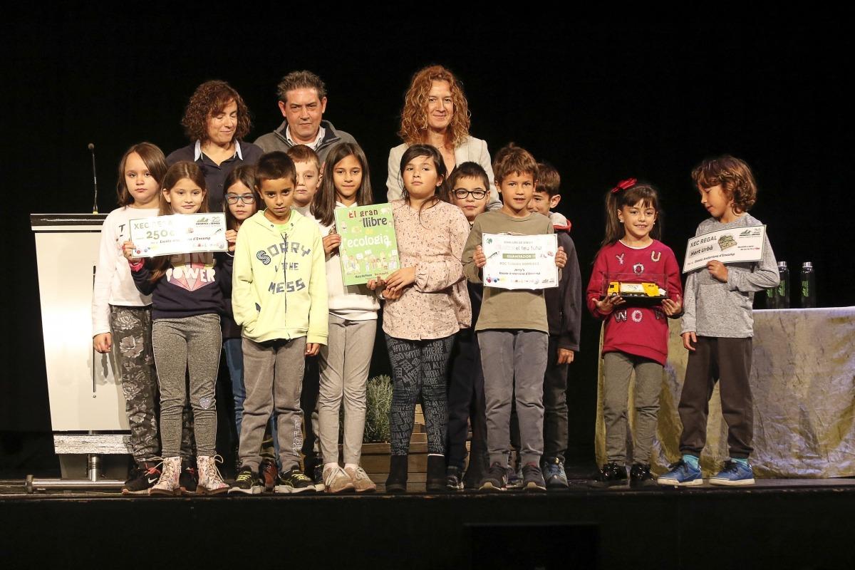 L'empresa va celebrar ahir el 20è aniversari en un acte públic a la sala Prat del Roure.