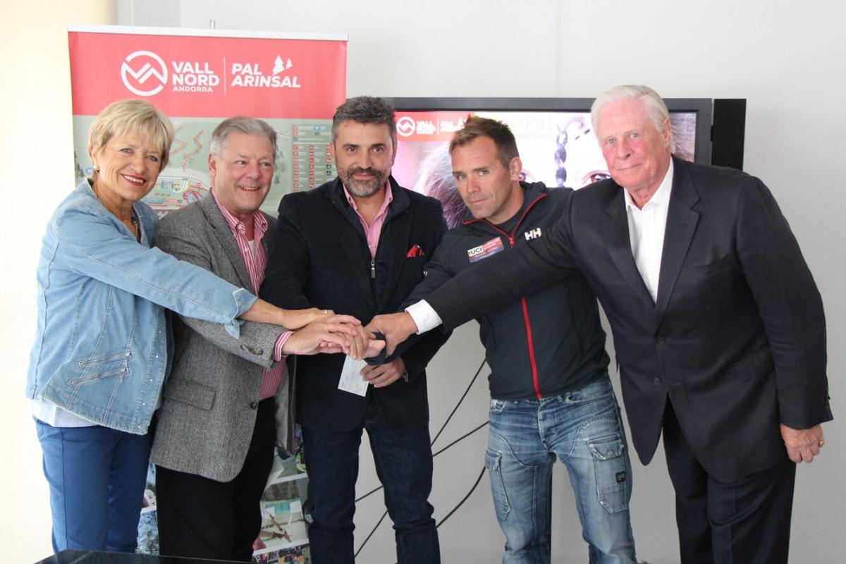 Fun@Pal entrega els 3.000 € recaptats a Special Olympics