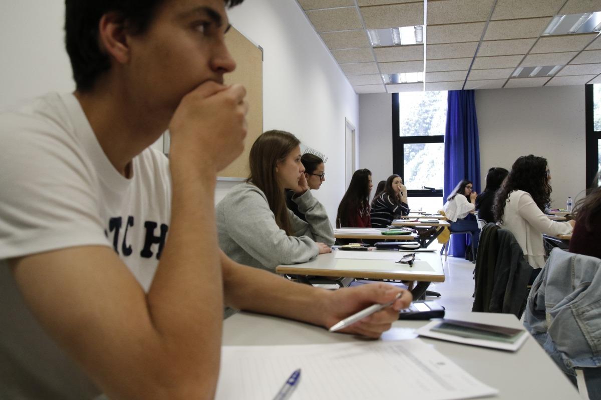 El 93,53% dels estudiants aproven la Prova Oficial de Batxillerat aquest curs