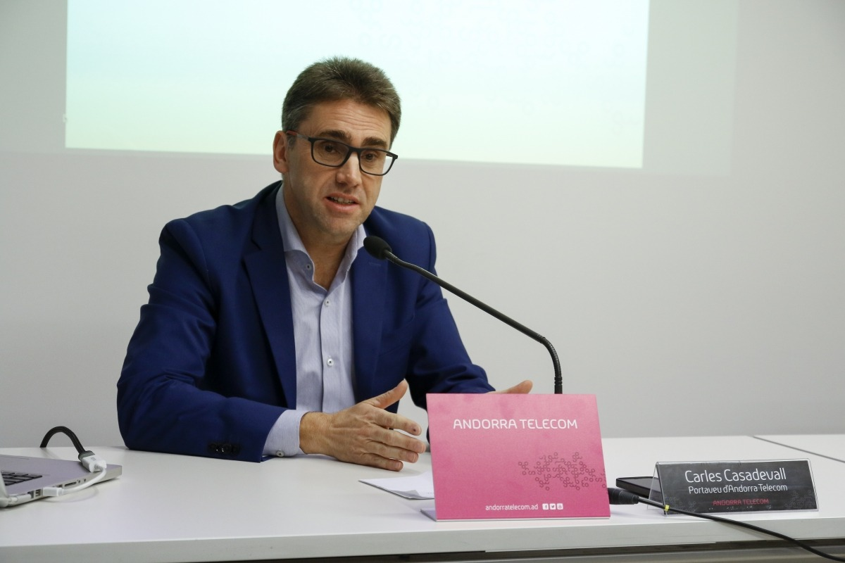 Andorra Telecom millora de l'oferta mòbil amb tres nous forfets amb 'roaming' inclòs