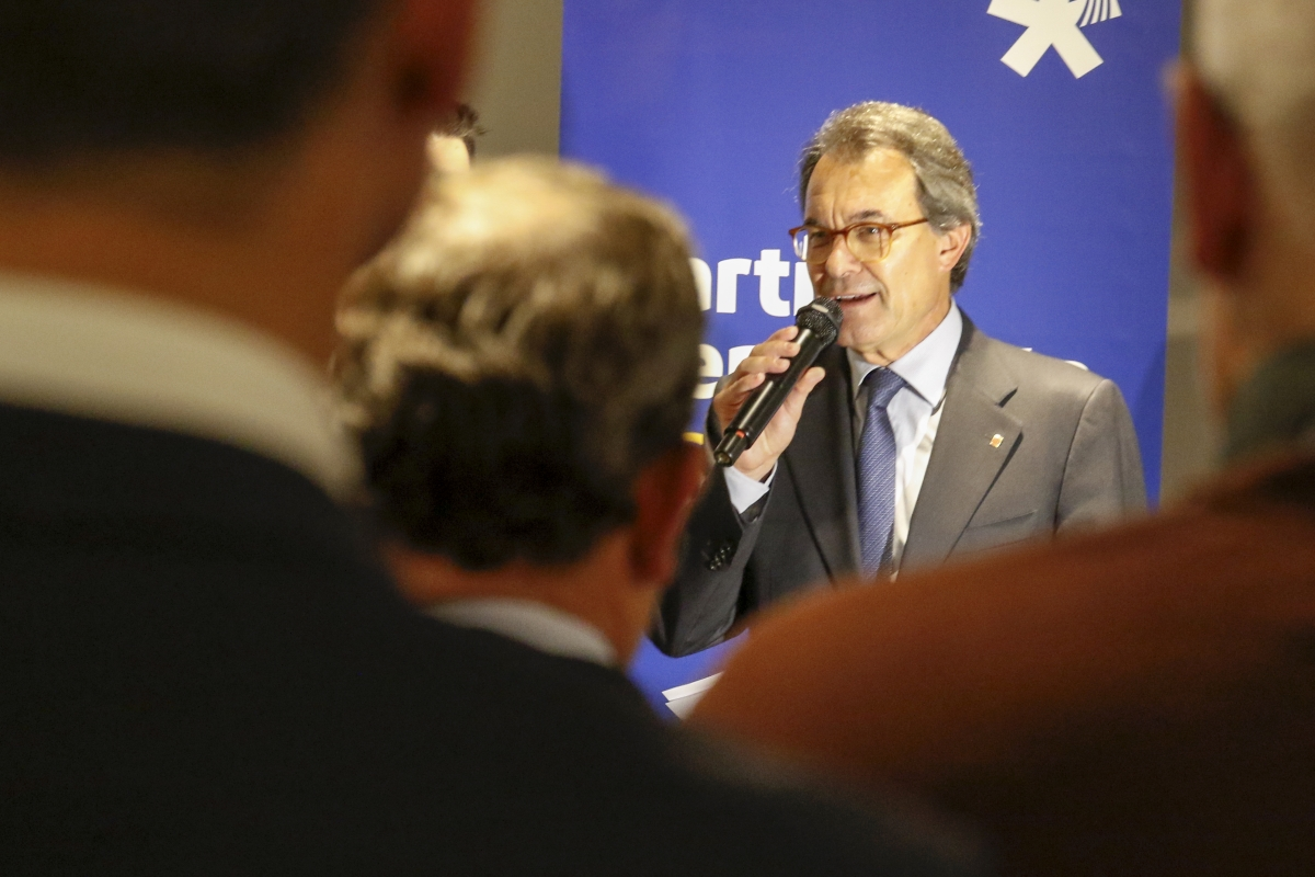 Artur Mas inicia la campanya pel referèndum al Principat