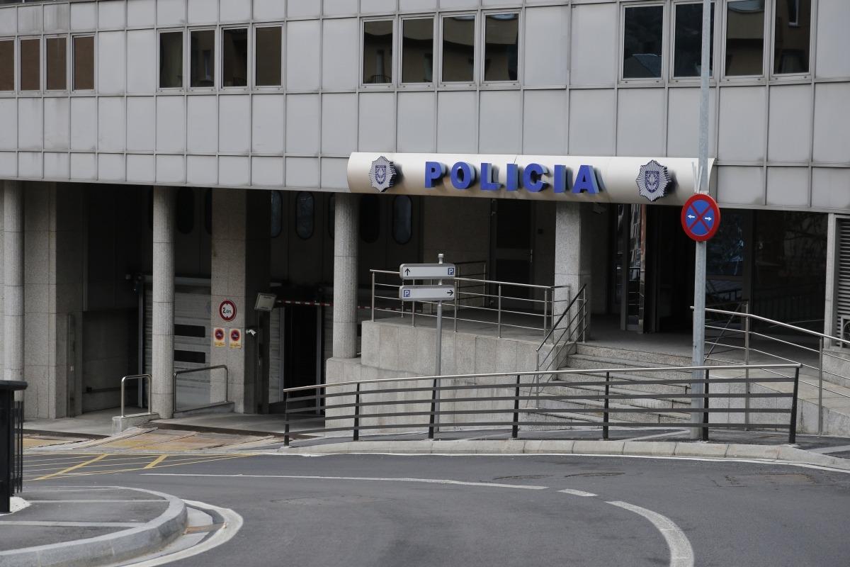 Un francès no resident fereix dos policies en un aldarull nocturn a Escaldes