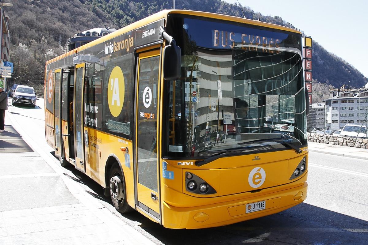 El 95% dels usuaris del bus lliure de les dues línies que gestiona Autocars Nadal es concentra al bus exprés.