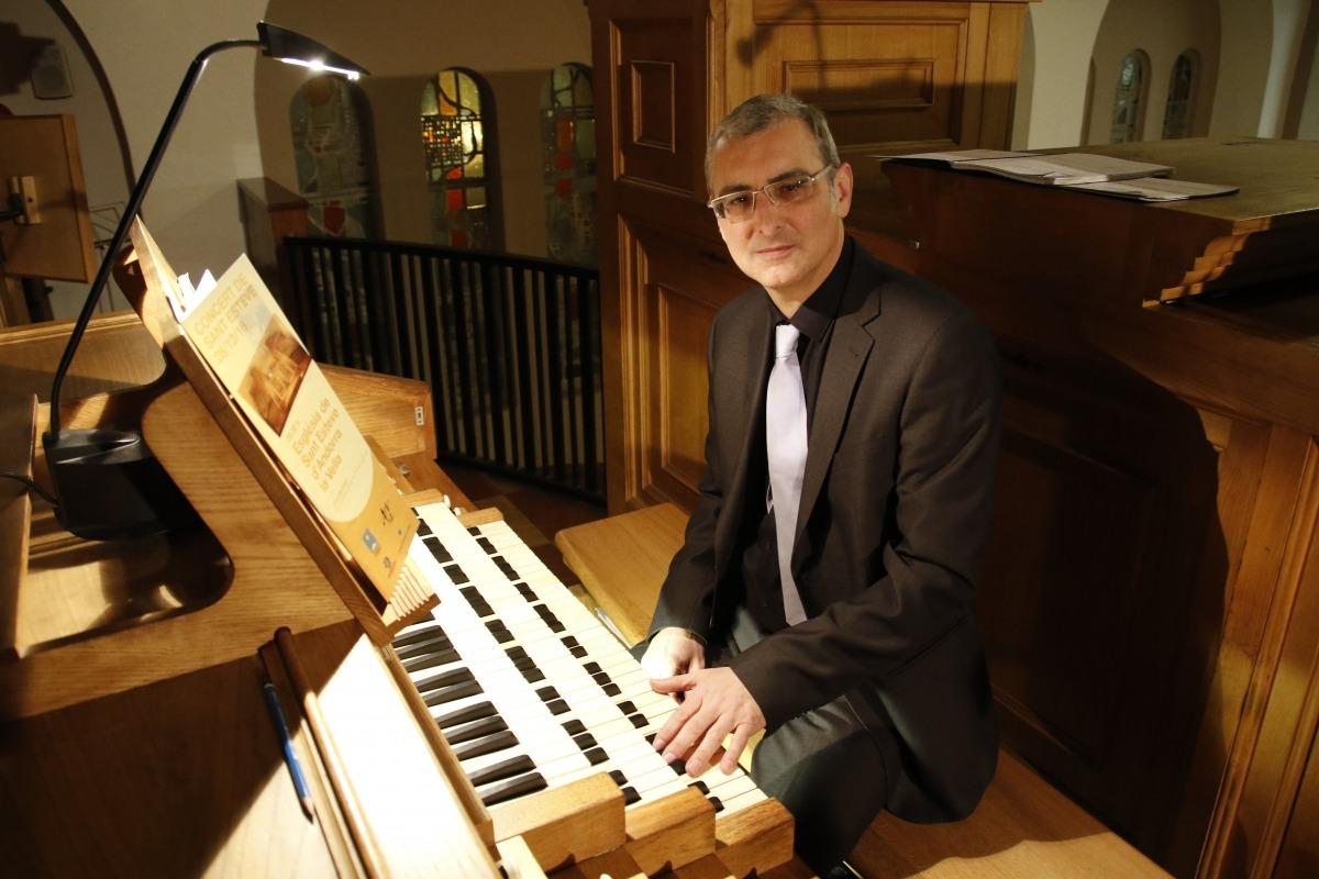 Andorra, orgue, Ignacio Ribas, Sant Esteve, Bach, Sàrries, Joan-Enric Vives, Conxita Marsol