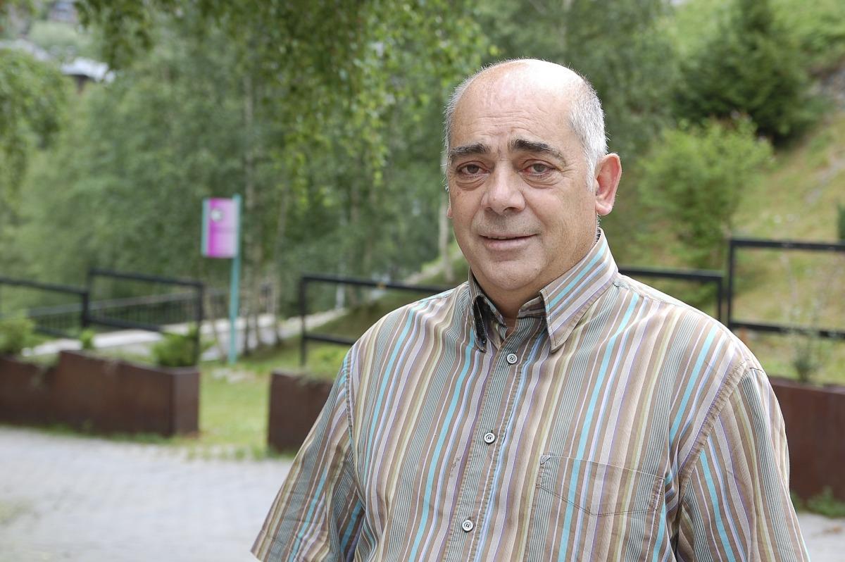 Marc Aleix és el president de la Petita i de la Mitjana Empresa (PIME).
