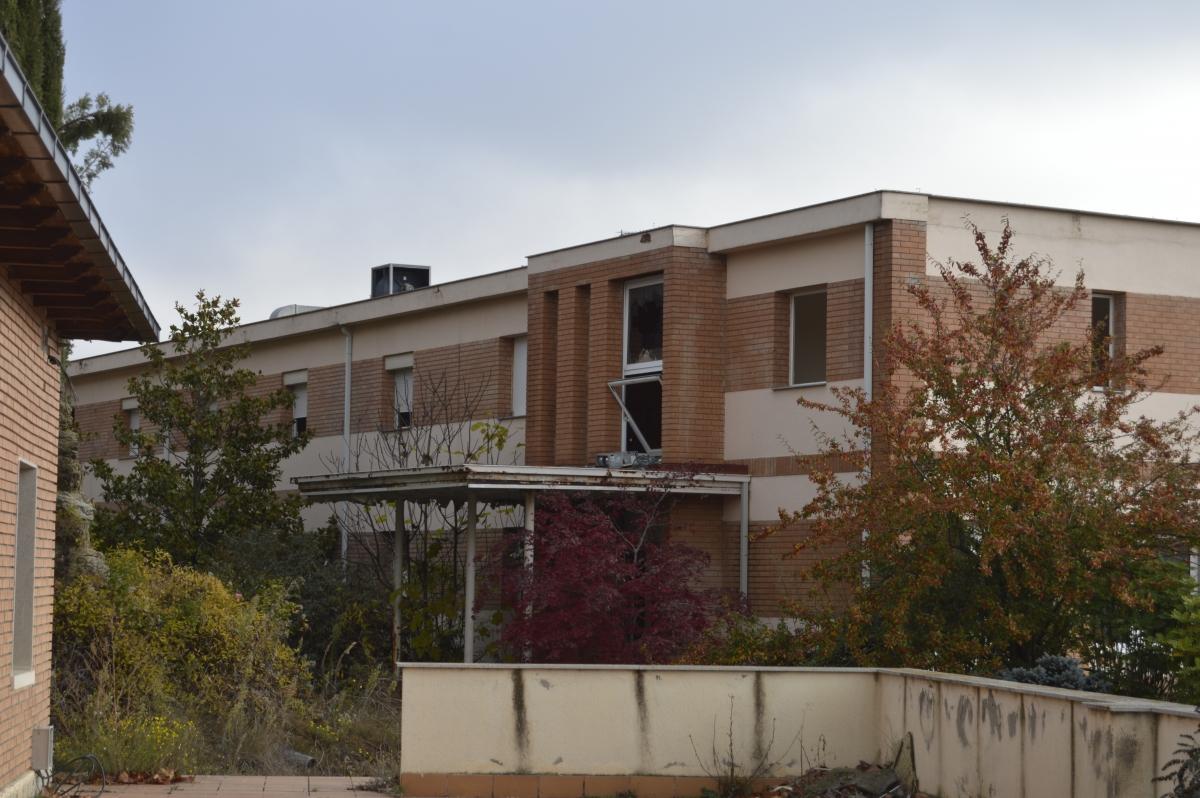 El parc tecnològic s'ubicarà a la Ciutadella de Castellciutat, avui en un estat d'abandó i ruïna.