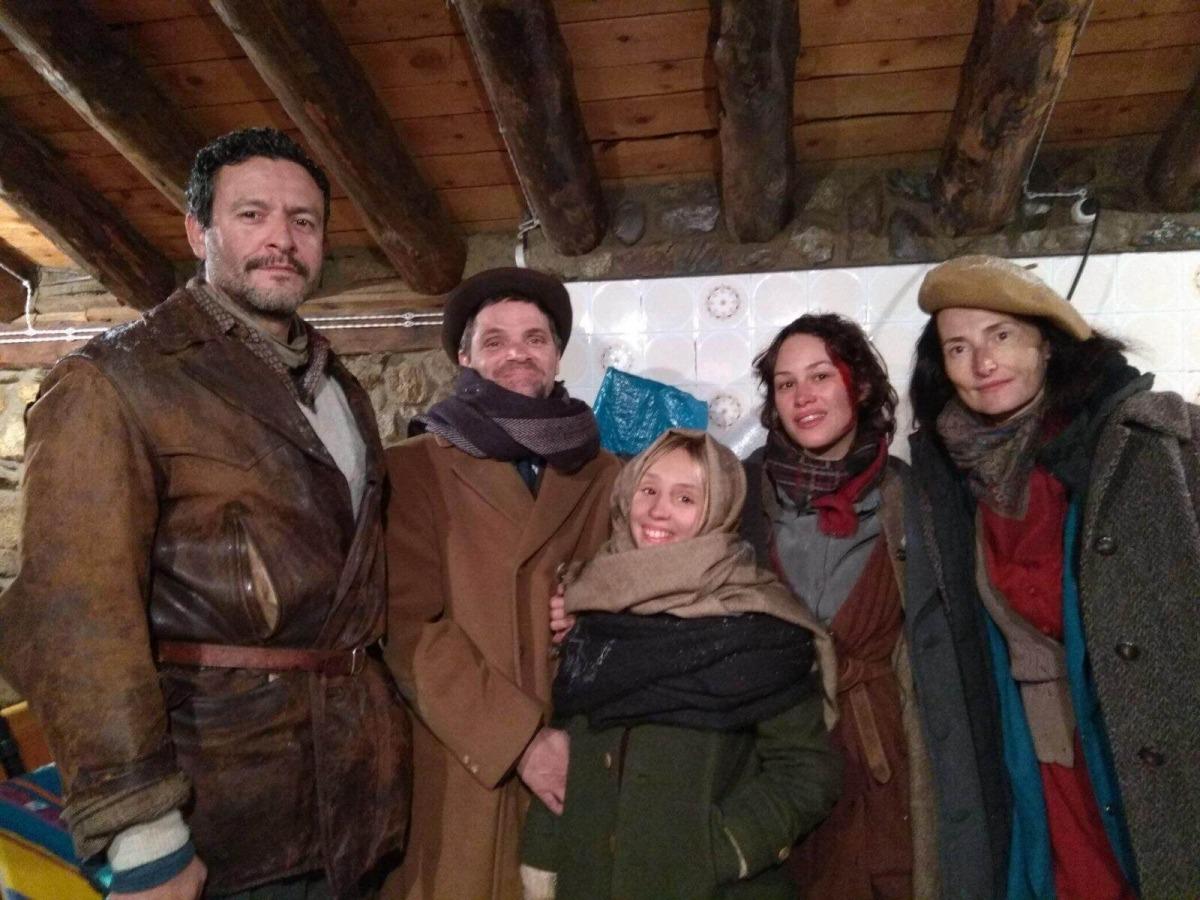 Andorra, Encamp, Le Blizzard, rodatge, curtmetratge, curt, Rodríguez Areny, Areny, Folch, Férriz, Quero, Wolves