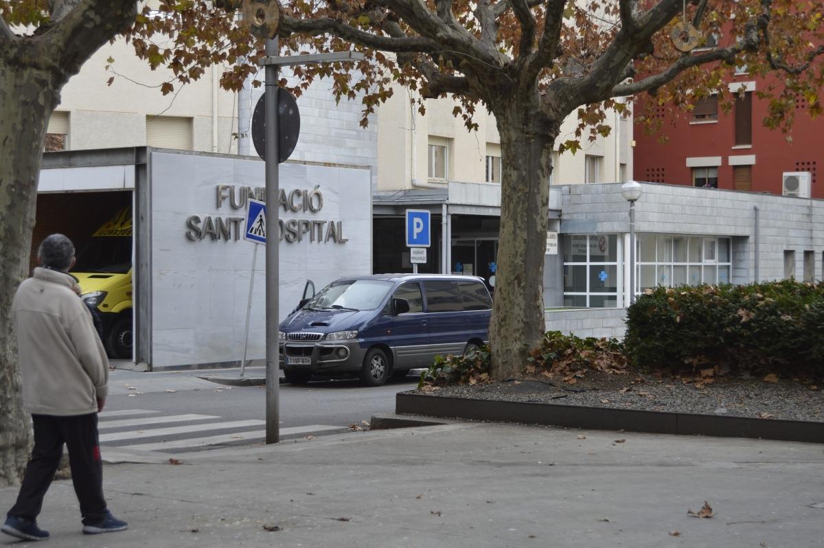 Els col·lectius traslladen el debat a l'hospital de la Seu, amb una concentració convocada per dijous a la tarda