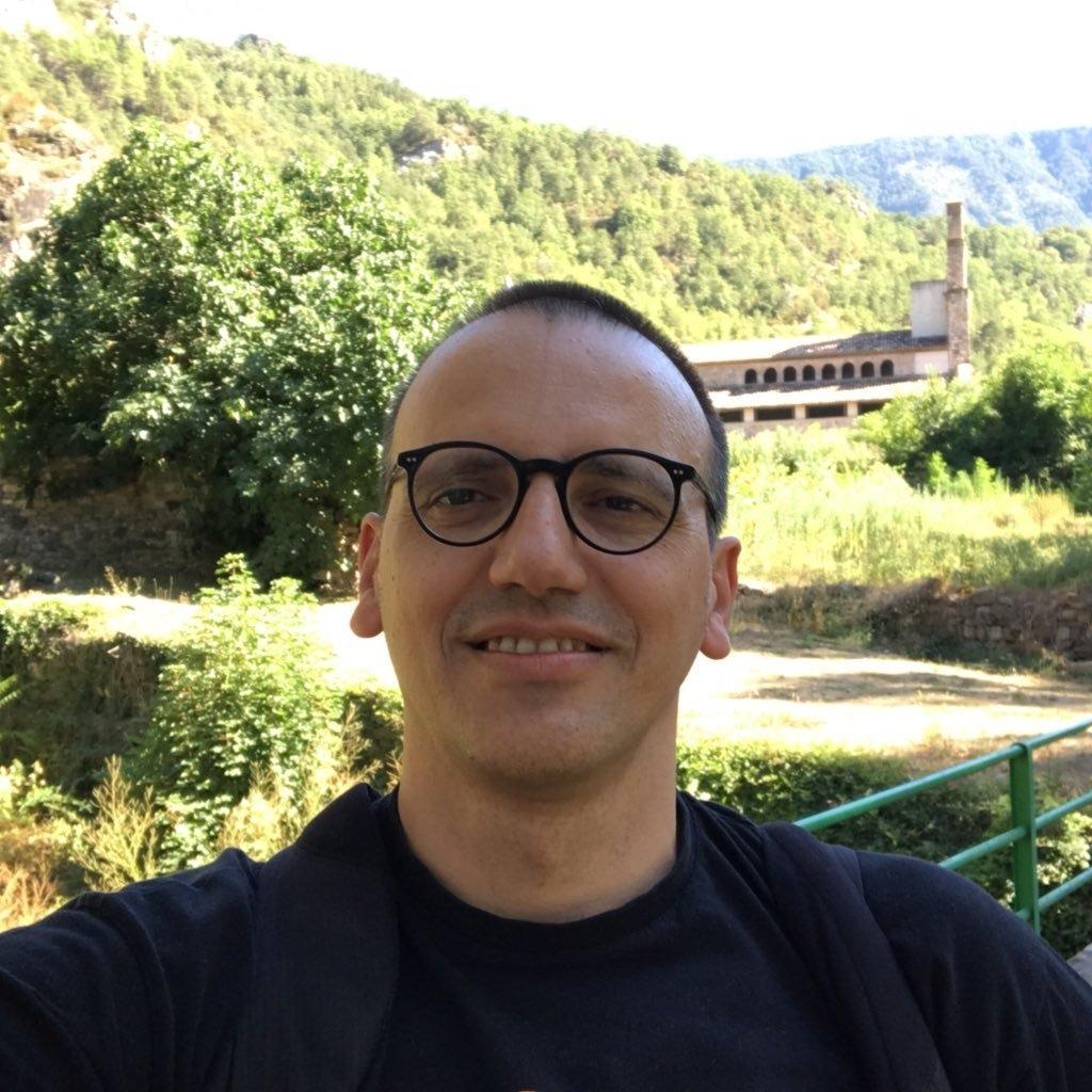 Climent Miró i Tuset, historiador i germà major de la confraria de Sant Sebastià.