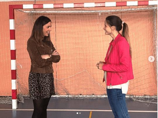 Palmitjavila i Riba van ser les encarregades d'explicar les propostes en joventut