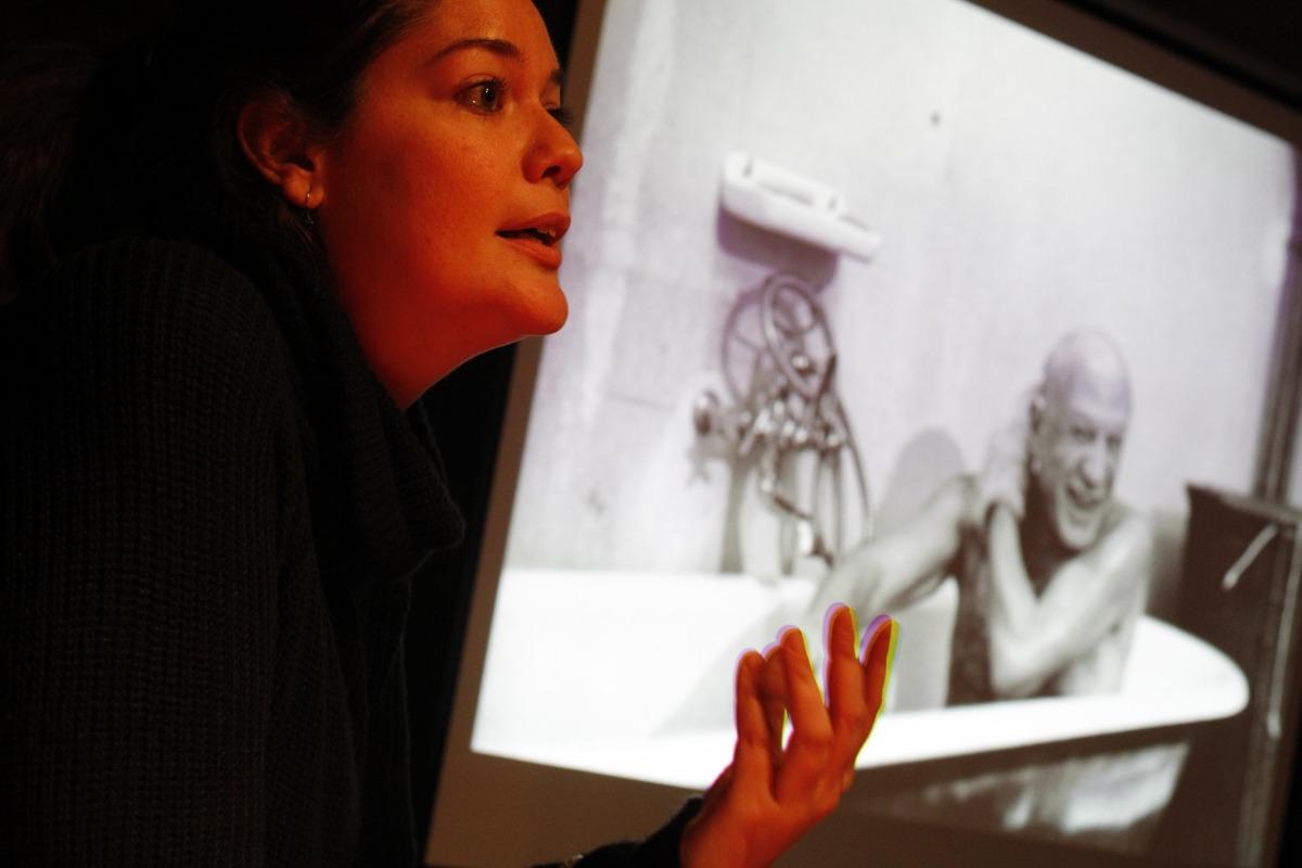 Andorra, CAEE, Picasso, Nits d'estiu, La seducció i la lluita, exposició, Centre d'Art d'Escaldes