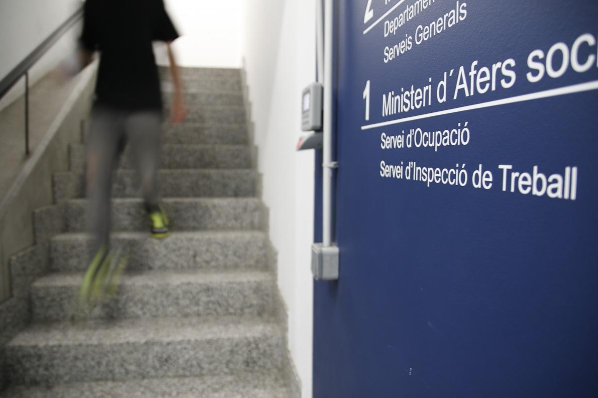 El nombre de demandants en millora de feina inscrits al Servei d'Ocupació era a finals d'abril de 260.