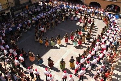 El ball cerdà de la Seu, declarat element festiu d'interès nacional