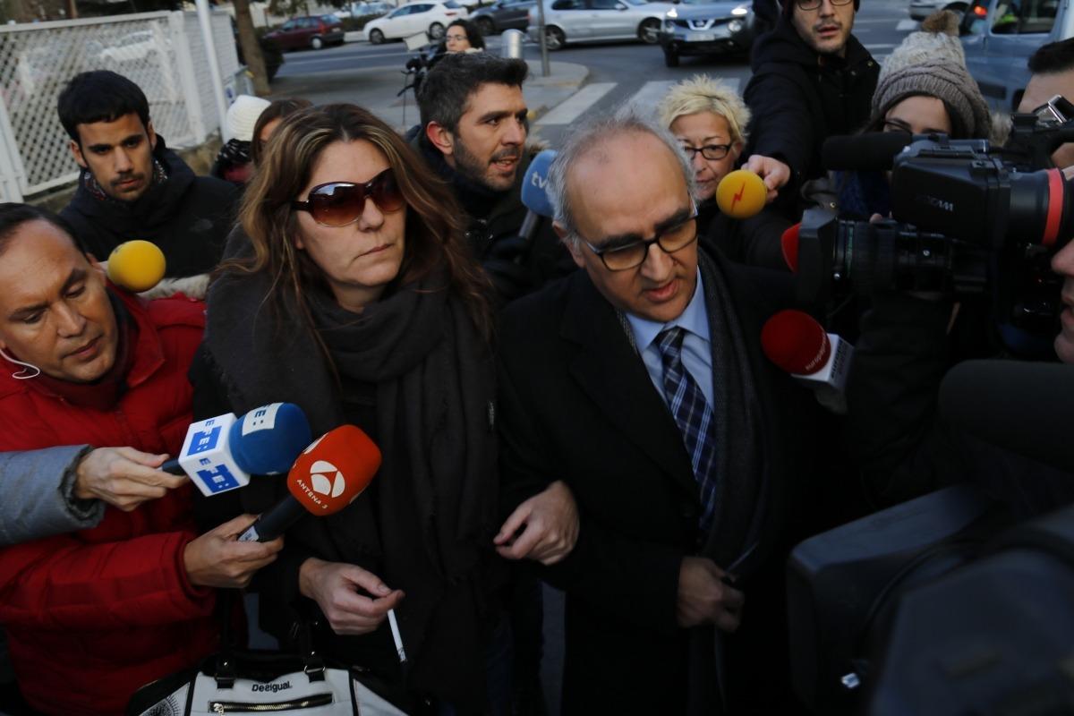 L'Audiència denega la llibertat provisional a Fernando Blanco