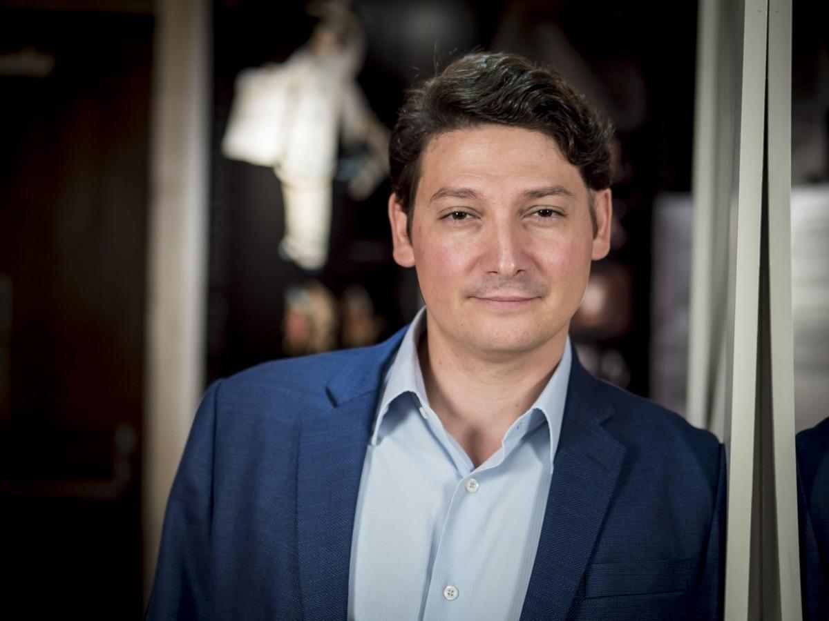 Mickaël Marin.
