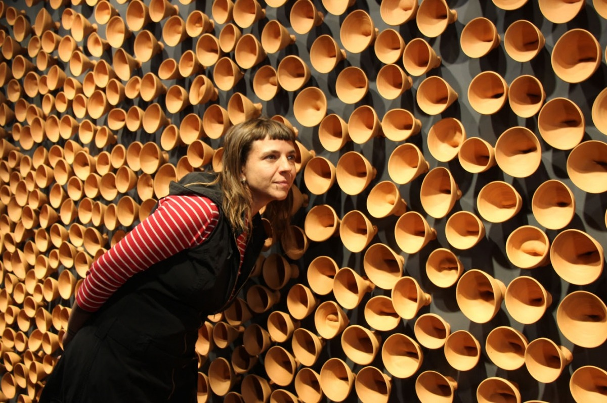 Andorra, Biennal de Venècia, Eve Ariza, Míriam Ambatlle, murmuri, Javier Balmaseda, Henry Périer, Tallers d'Art
