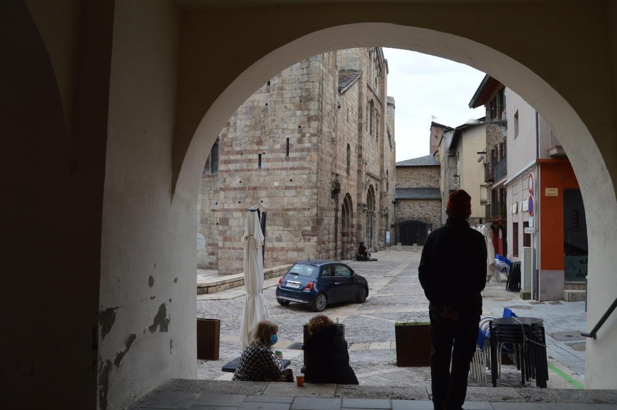 Els grups municipals estan d'acord en què l'entorn de la catedral és zona sensible.