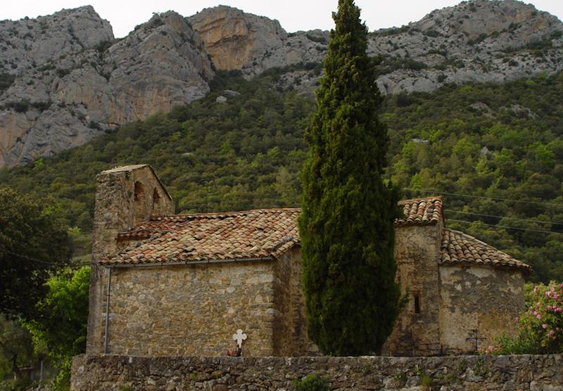 L'estat de Sant Romà de Perles preocupa els veïns.