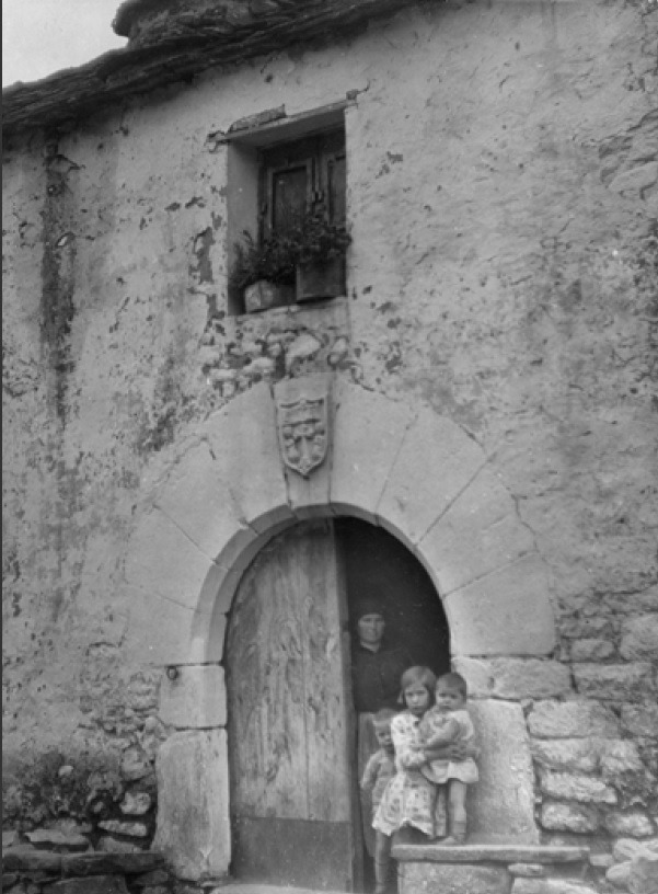 Andorra, Marianne Breslauer, Annemarie Schwartzenbach, MNAC, fotografia, Casa de la Vall