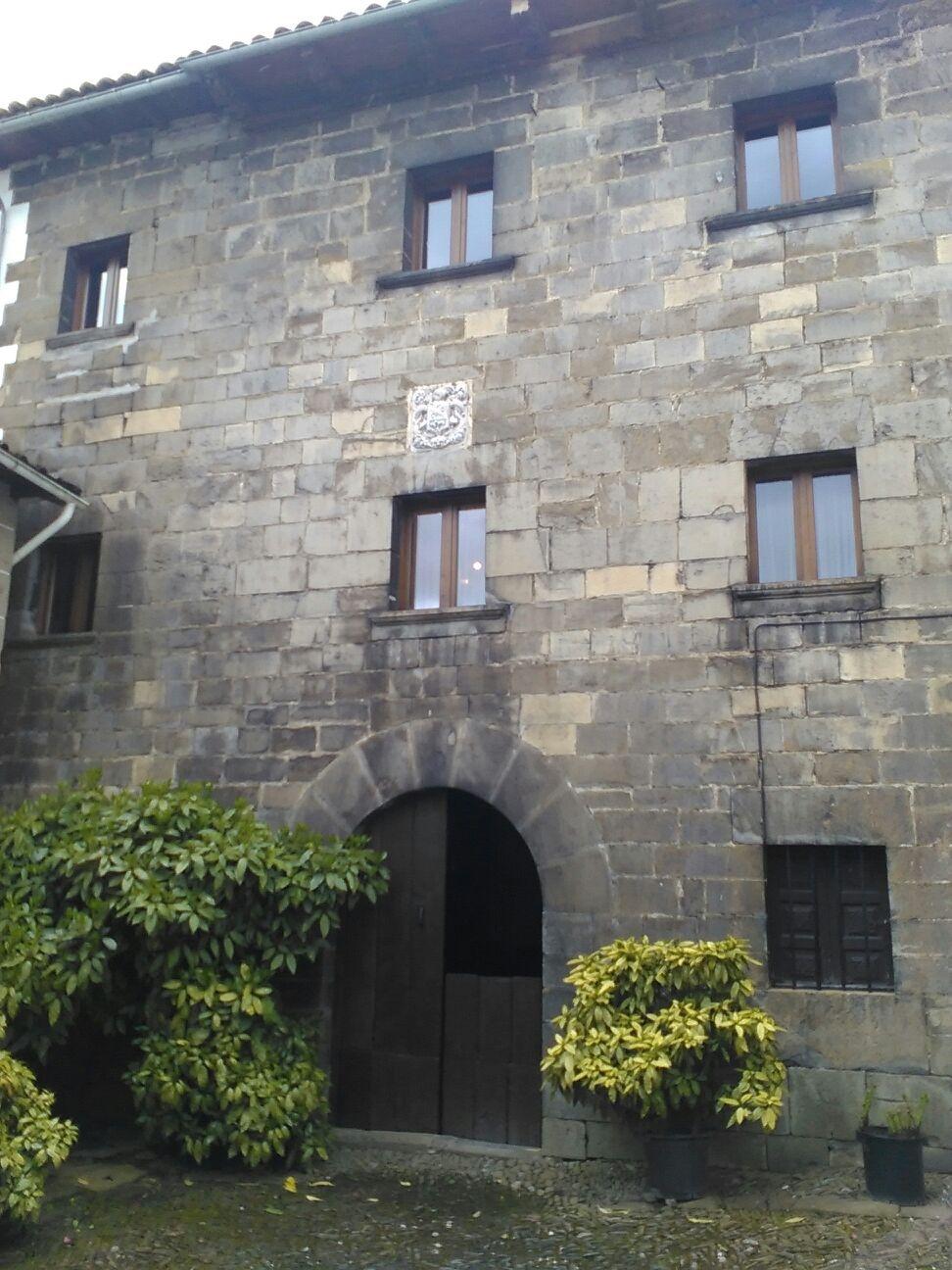 Havia nascut el 1660 a la casa Paeztegui d'Espartza, a la vall navarresa de Salazar.