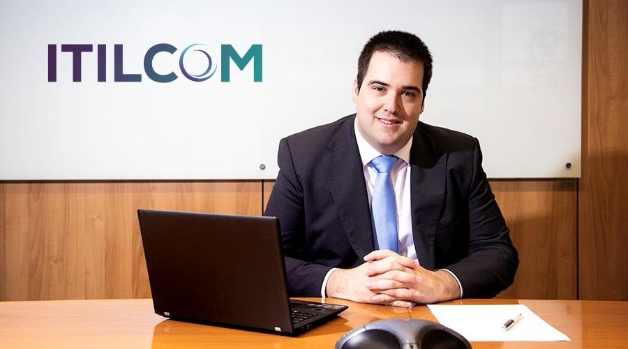 Carles Cortés, director d'Itilcom.