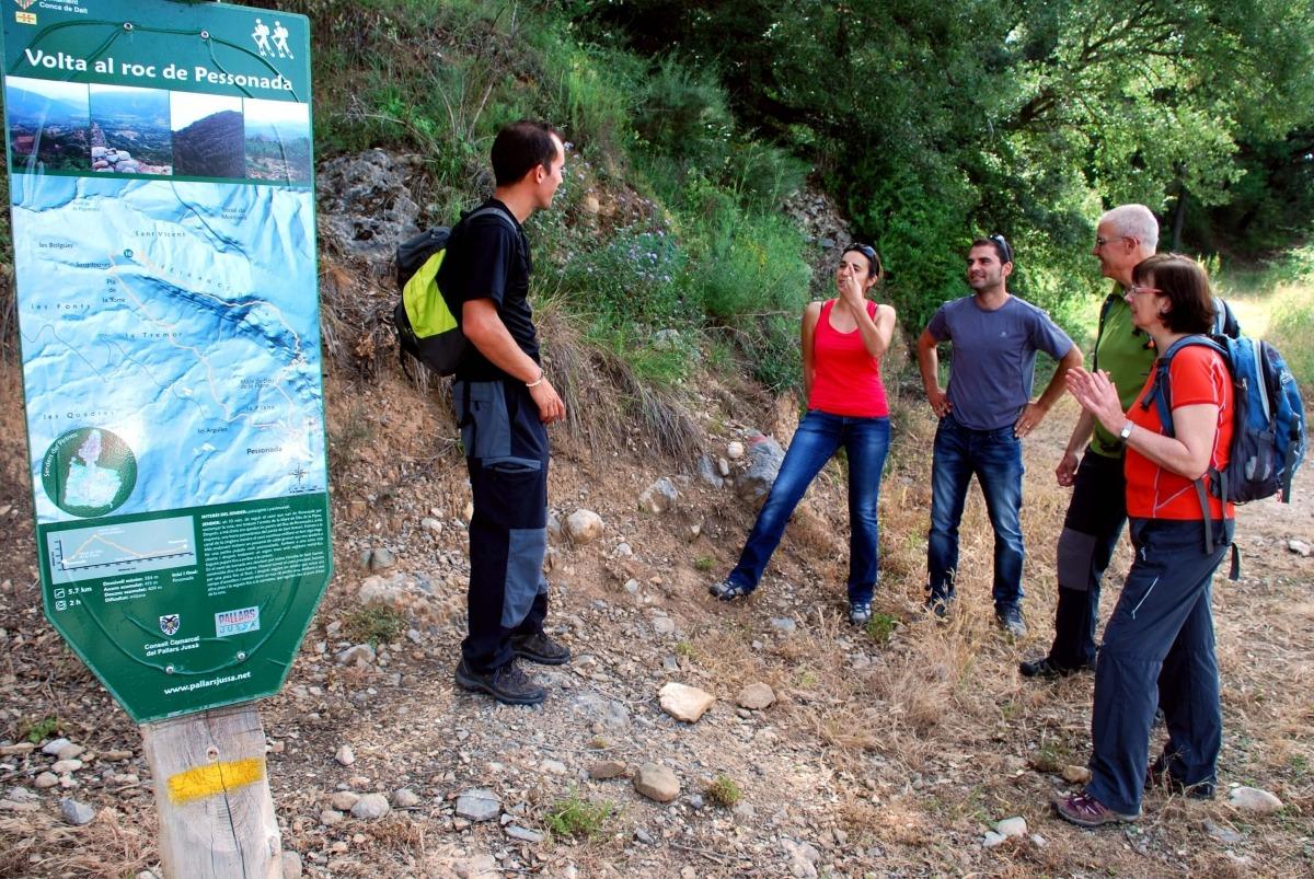Les pernoctacions a la demarcació de Lleida creixen un 6,5% a l'estiu