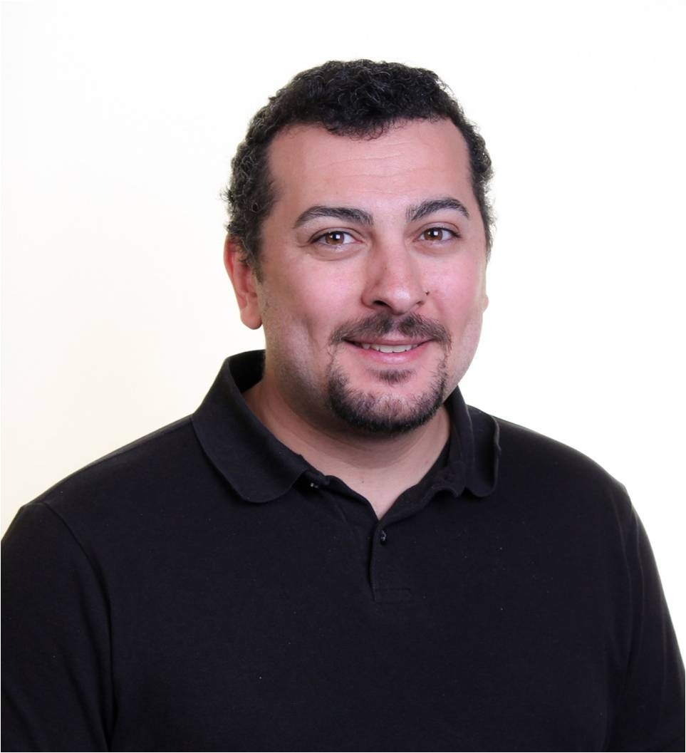 El candidat de Terceravia + Independents, Santiago González.