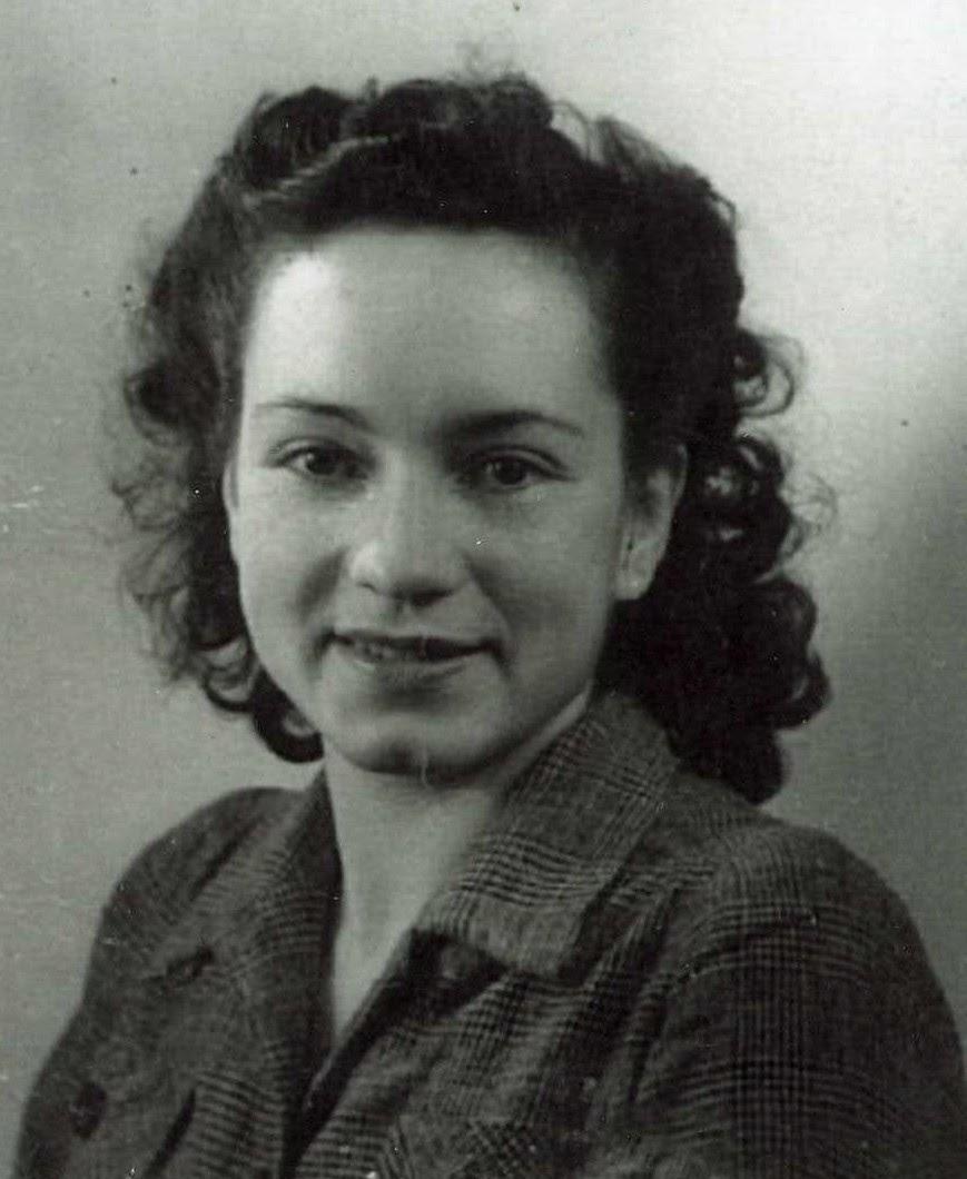 Conxita Grangé va ser detinguda el 24 de maig del 1944.
