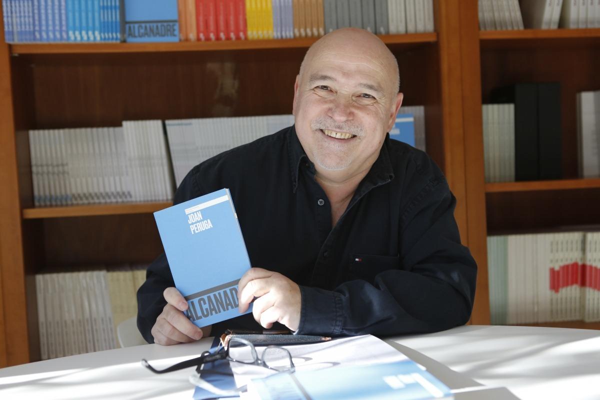 Andorra, novel·la, Joan Peruga, iniciació, aprenentatge, Alcanadre, Editorial Andorra, Anoro, Amaro, Martine, El museu de l'elefant