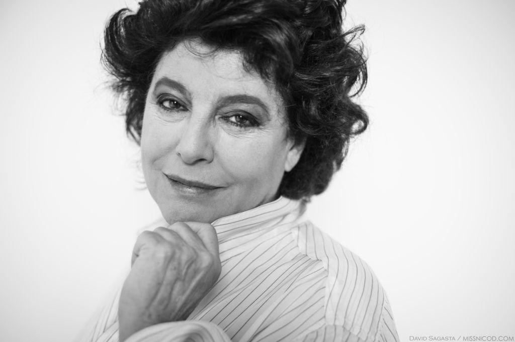 L'actriu espanyola és una de les protagonistas de 'Brujas', la nova telèserie de Red Nose.