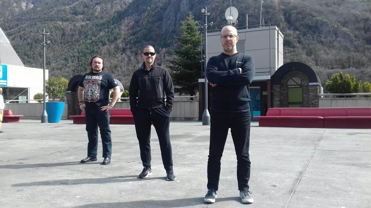 David Arrabal, Àlex Puig i Martín Blanco publiquen per Sant Jordi 'El rumor de los insectos por la noche'.