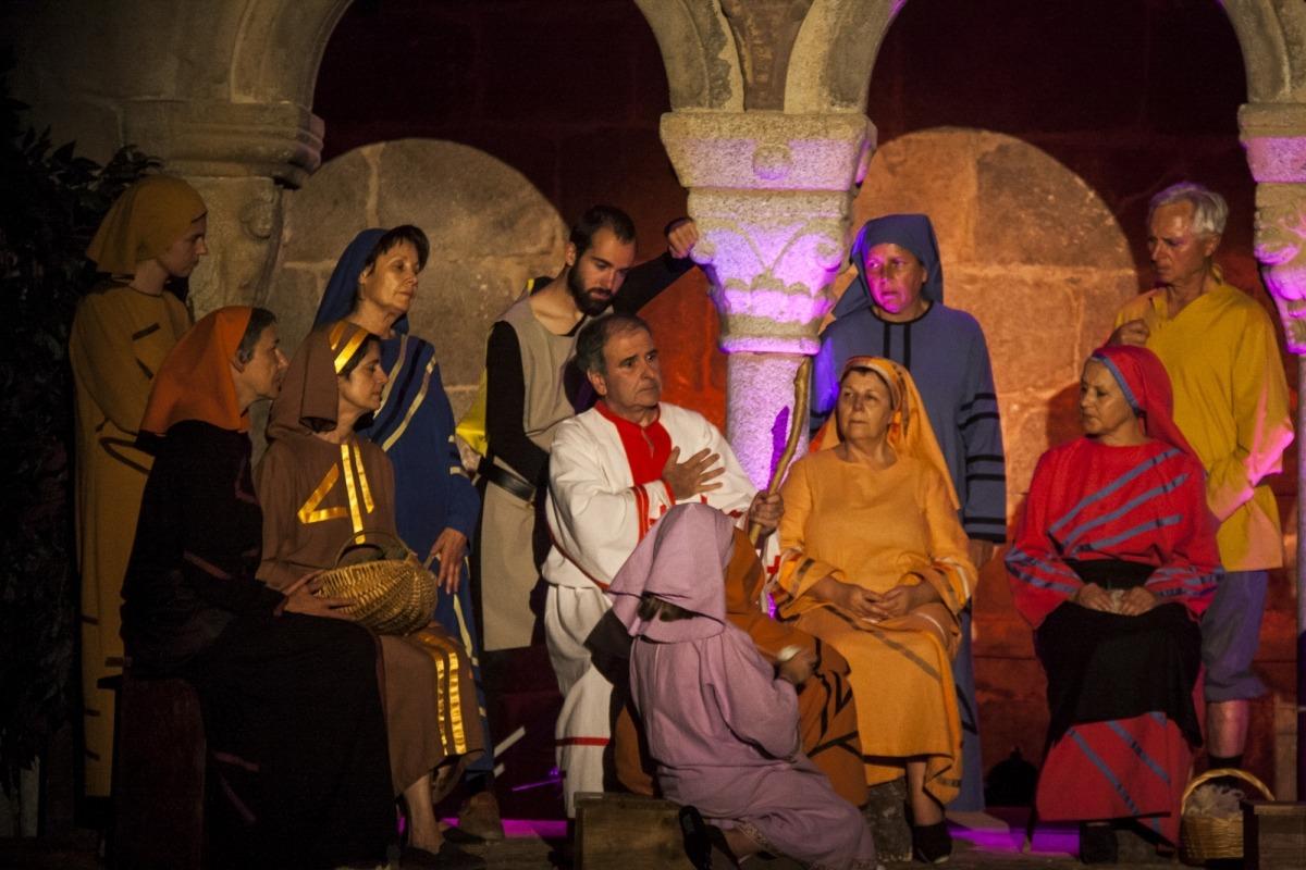 Patrimoni prohibeix l'ús del foc en l'obra 'El Retaule de Sant Ermengol'