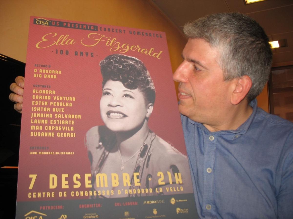 Andorra, la Massana, Grossband, Jordi Barceló, Grossband, Ella Fitzgerald