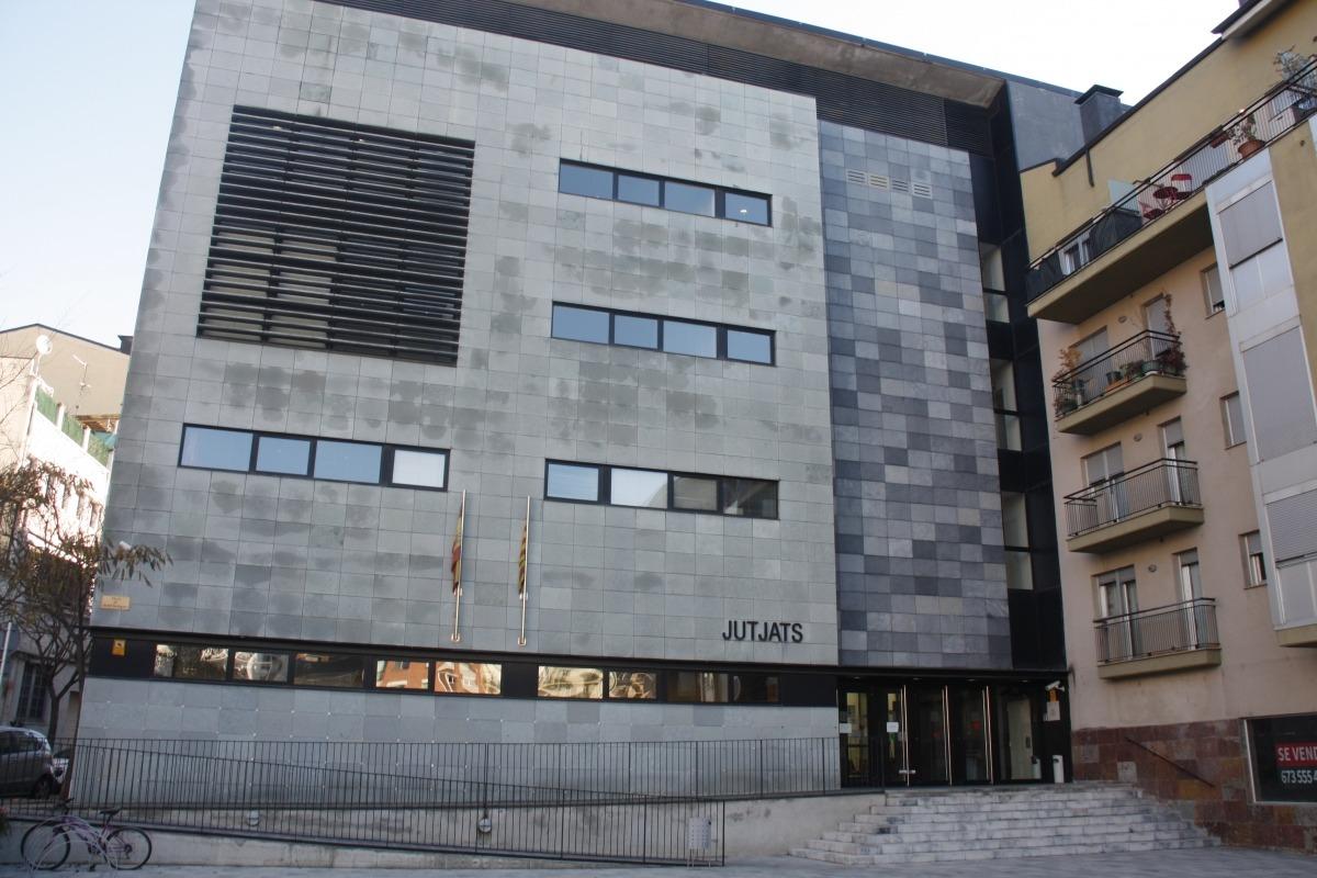 El pare va prestar declaració als jutjats de la Seu d'Urgell.