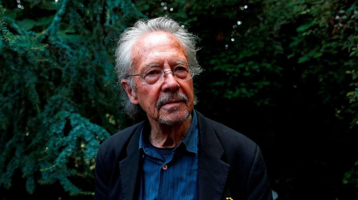 Handke, premi Nobel del 2019, ens va dedicar un dia de la seva vida: va ser el 22 de febrer del 1989. Un vist i no vist.