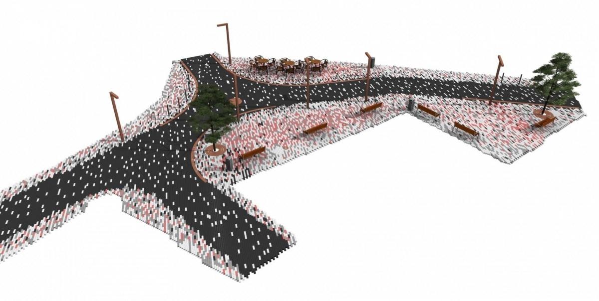 L'objectiu és millorar un dels punts importants de Castellciutat.