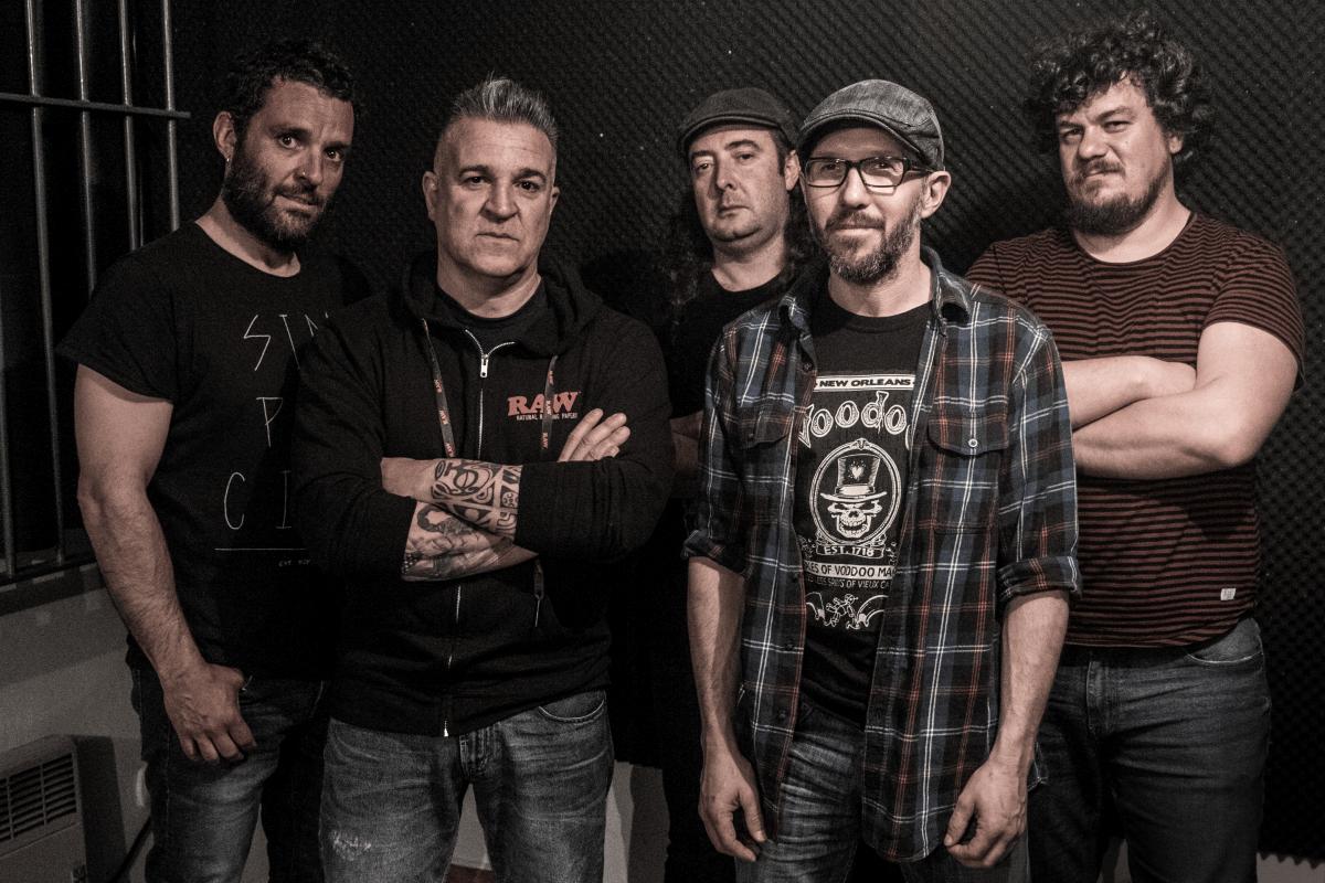 Joan Mellado, Albert Muñoz, Toni Mestre, Robert Pujol i Shaki Feijóo són Violentos.