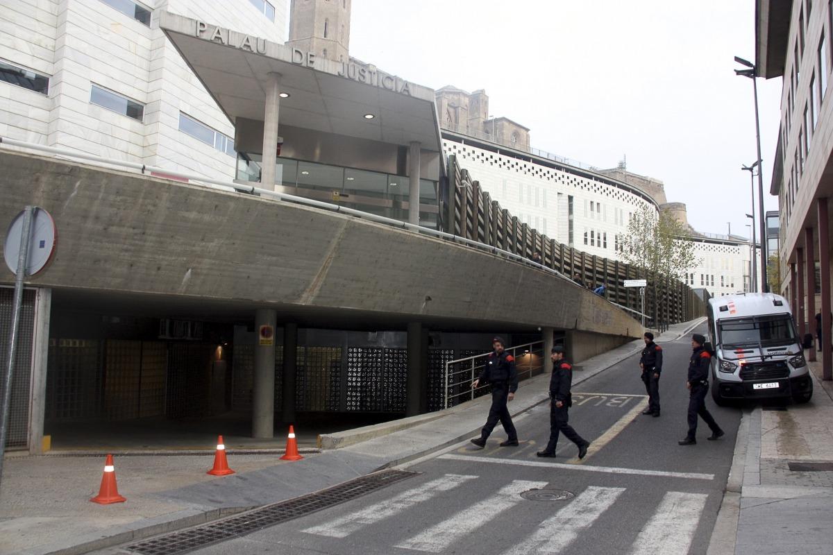 El judici tindrà lloc a l'Audiència de Lleida avui.