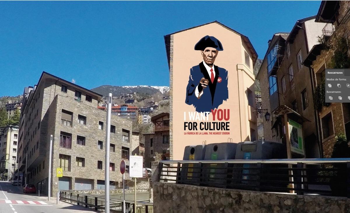 Andorra, biennal, land art, pere moles, fàbrica de llana, Carroi, Sellarès