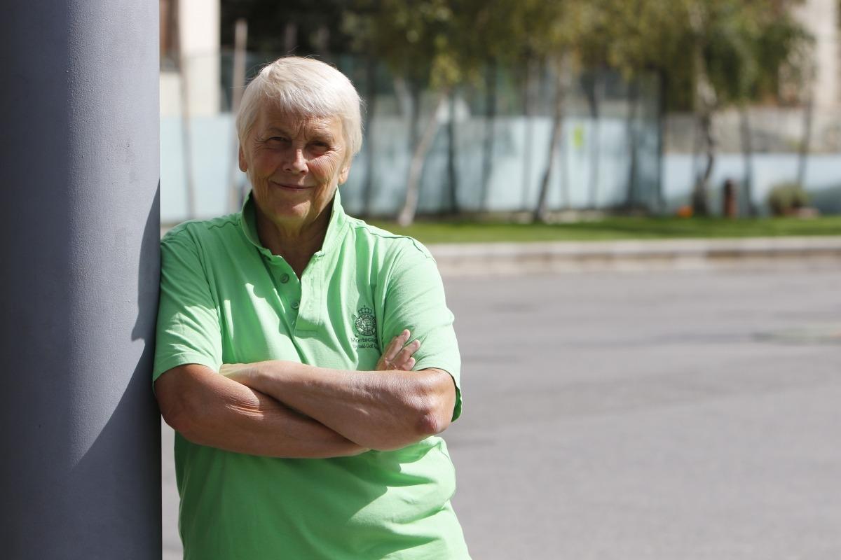 Catherine Metayer és la directora de la formació