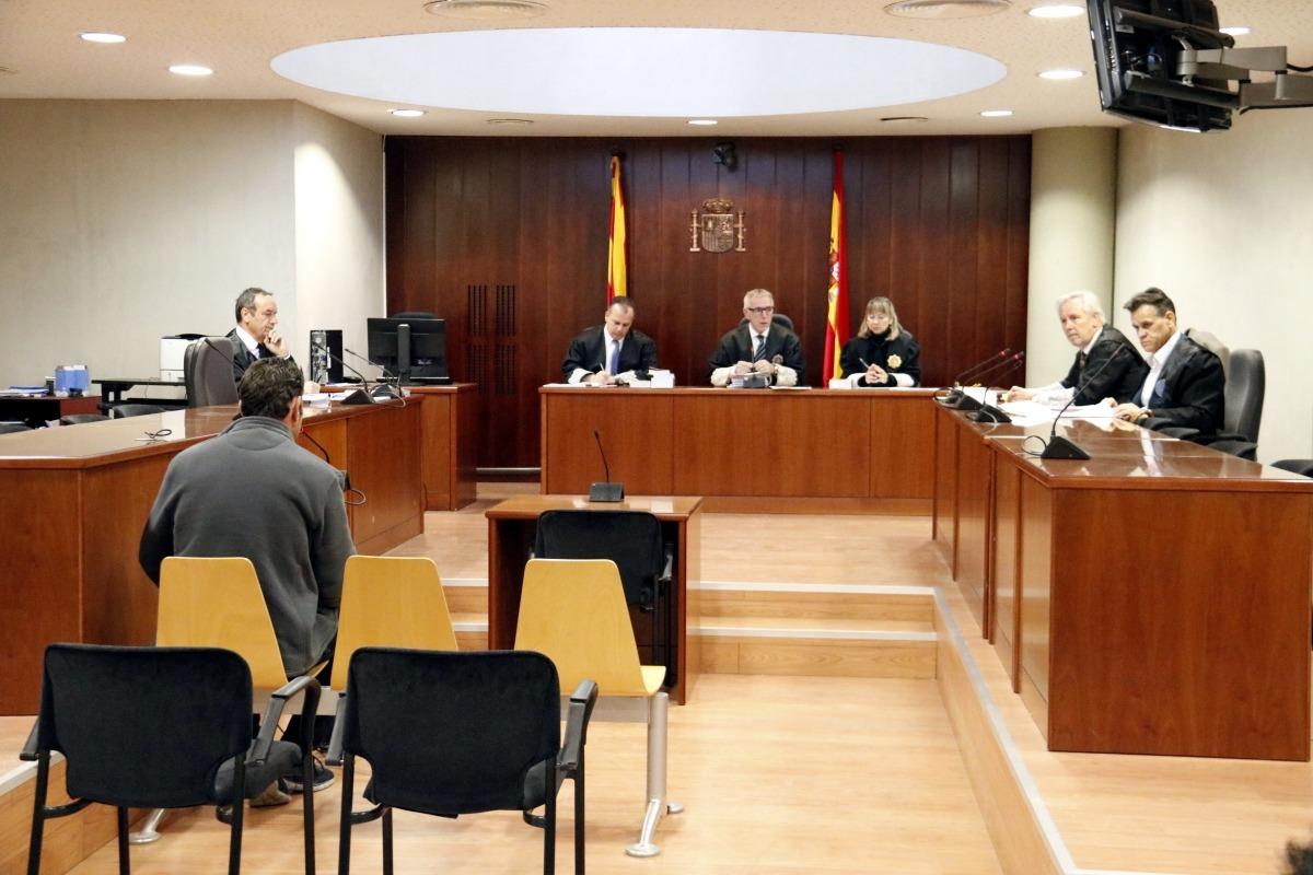 La vista oral va tenir lloc ahir a l'Audiència de Lleida.