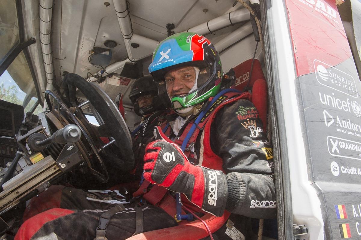 Albert Llovera descarta, per segon any consecutiu, competir al Ral·li Dakar i no serà a la sortida del 6 de gener del 2019 a Lima (Perú).